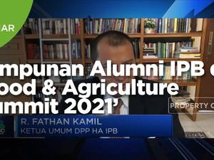 Himpunan Alumni IPB Mewujudkan Pembangunan Ketahanan Pangan