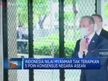 Indonesia Nilai Myanmar Tak Terapkan 5 Poin Konsensus ASEAN