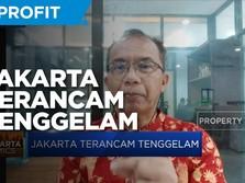 Jakarta Terancam Tenggelam, Ini Faktor Penyebabnya!