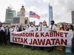 Malaysia Ribut! Ada Covid, Mahathir-Anwar Ibrahim 'Diportal'