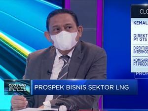 Optimisme PT GTS Internasional di Bisnis Sektor LNG