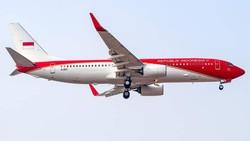 Spesifikasi dan Harga Pesawat Kepresidenan Indonesia One yang Kini Berwarna Merah-Putih