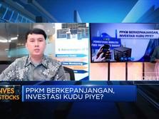 PPKM Level 4 Diperpanjang, Investasi Saham Kudu Piye?