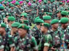 TNI - Polri Pindah Duluan ke Ibu Kota Baru, Ini Jadwalnya!