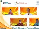 BNI Luncurkan Campus Financial Ecosystem di UGM