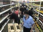 Corona Wuhan 'Bangkit dari Kubur', Warga Panic Buying