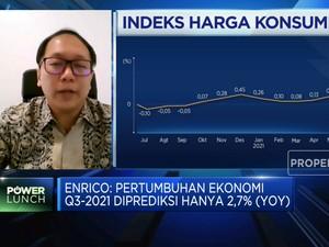 Ekonom UOB Indonesia Proyeksi PDB Q2-2021 Bisa Tumbuh 6,3%-7%