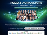 Kupas Tuntas Ketahanan Pangan Dalam Food & Agriculture Summit