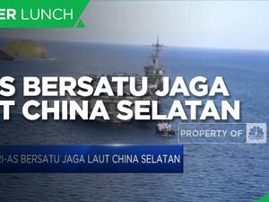 Indonesia-AS Bersatu Jaga Laut China Selatan