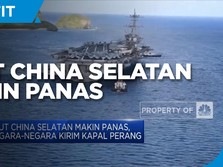 LCS Makin Panas, Negara-Negara Kirim Kapal Perang
