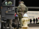 Heboh Pentagon AS Tiba-tiba Lockdown, Ada Apa?