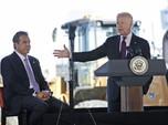Kronologi Skandal Seks New York hingga Biden Minta Mundur