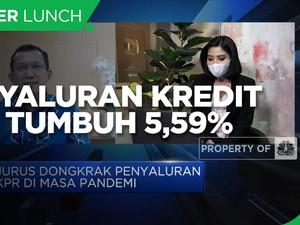 Ada Insentif Properti, Penyaluran Kredit BTN Tumbuh 5,59%