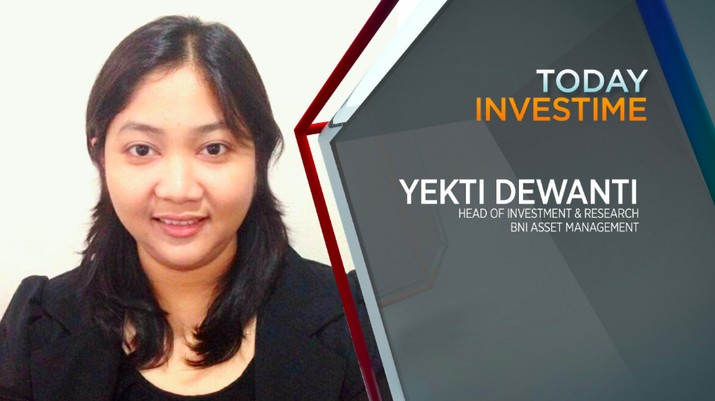 Head of Investment & Research PT BNI Asset Management Yekti Dewanti