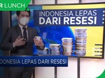 Indonesia Lepas dari Resesi