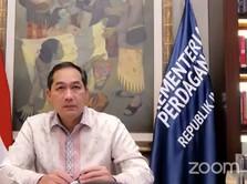 Tok! DPR Setujui Anggaran Kemendag Rp2,38 Triliun di 2022