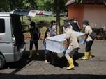 Kabar Duka: 47 Orang Wafat Akibat Covid-19 di RI Hari ini