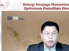 Banyak Sentimen Positif, Begini Optimisme BMRI di Semester II