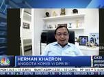 DPR: Nasib Badan Pangan Nasional Sepenuhnya di Tangan Jokowi