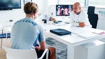 Catat! Pep Guardiola: Manchester City tak akan Merekrut Messi thumbnail