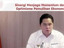 Erick Bangga Lihat Pak Bromo, Penjual Pisang yang Beradaptasi