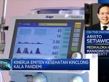 RS:Layanan Pasien Non-covid Meningkat Saat Pandemi Terkendali