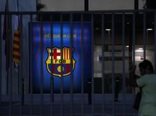 Goodbye La Pulga, Era Messi di Barcelona Berakhir Gegara Gaji