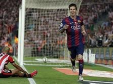 Keluarga Kerajaan Qatar Umumkan Messi ke PSG