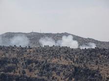 Timur Tengah Panas! Hizbullah Janji Terus Bombardir Israel