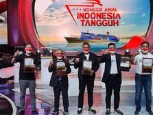 Perangi Covid-19, BRI Dukung Konser Amal Indonesia Tangguh