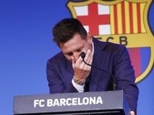 Curhat Lionel Messi: Saya Cinta Barcelona & Ingin Bertahan
