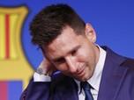 Confirmed! Lionel Messi Gabung PSG, Segera Mendarat di Paris