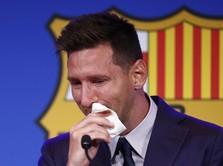 Jadi Join PSG Usai 'Cerai' dengan FC Barcelona, Lionel Messi?