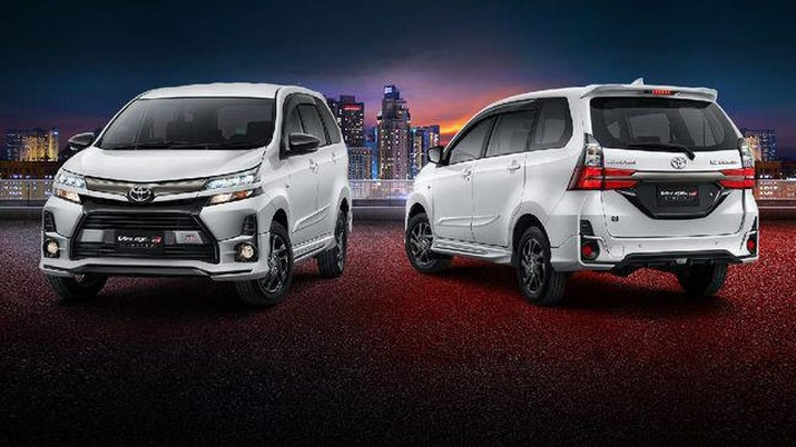 Avanza Veloz GR Limited (Dok. Toyota-Astra Motor)
