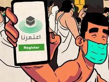 Resmi! Raja Salman Buka Pintu Umrah di Arab, Ini Syaratnya