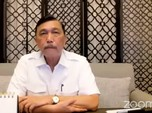 Pak Luhut Longgarkan PPKM, Rupiah Siap Tembus Rp 14.200/US$!
