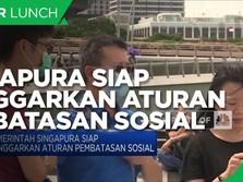 Pemerintah Singapura Siap Longgarkan Aturan Pembatasan Sosial