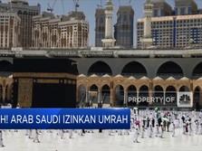 Sah! Arab Saudi Izinkan Umrah