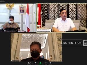 Sah! PPKM Level 4 Jawa-Bali Diperpanjang Hingga 16 Agustus