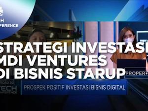 Strategi Investasi MDI Ventures di Bisnis Startup