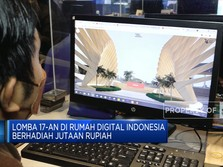 Yuk! Lomba 17-an di Rumah Digital Indonesia Berhadiah Jutaan