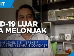 IDI: Covid Luar Jawa Melonjak, Faskes & Obat Harus Ditambah