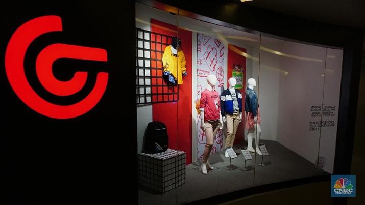 Ilustrasi Matahari Department Store (CNBC Indonesia/ Tri Susilo)