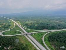 Ada Tol Trans Sumatera Ekonomi Bisa Mutar Ratusan Triliun