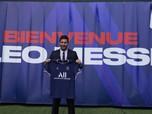 Gaya Lionel Messi Berseragam PSG dengan Nomor Punggung 30