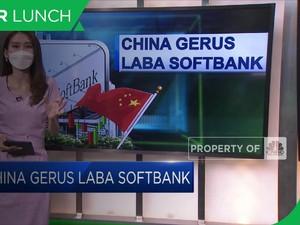 China Gerus Laba Softbank