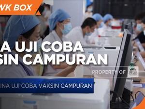 China Uji Coba Vaksin Campuran untuk Lawan Delta