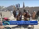 Pasukan Taliban Terus Kuasai Wilayah di Afghanistan