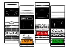 Pemilik Motor & Mobil, Siap-siap Ganti Pelat Nomor Kendaraan