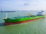 Gencarkan Pasar Asia, Kapal Pertamina Disewakan ke Petronas